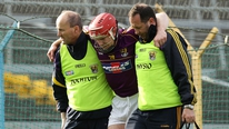 Dessie Farrell of the GPA says it is encouraging that the GAA is making progress in relation to player injuries.