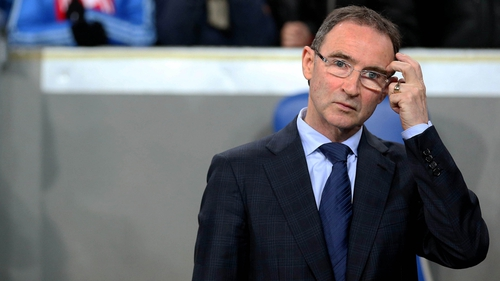 Martin O'Neill's side will face Germany in their qualification campaign
