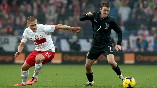 Aiden McGeady came in for special praise from Martin O'Neill