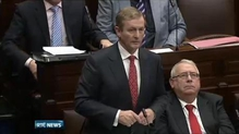 Taoiseach states government will not tolerate top-up payments in health agencies