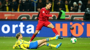 Cristiano Ronaldo will appear at his third World Cup in Brazil