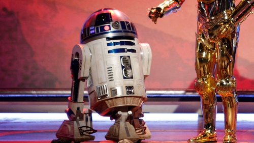 R2D2 is the only original cast member confirmed to be returning for the new Star Wars trilogy