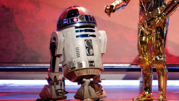 Apparently, these are the droids you are looking for . . .