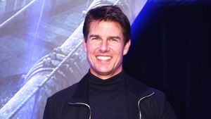 Hollywood A-lister Tom Cruise passed through the Guinness Storehouse in 2013