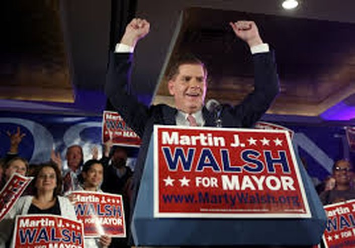 Mayor-Elect of Boston