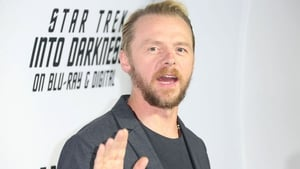 Simon Pegg to write Star Trek 3