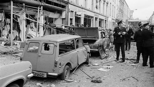33 people were killed in the loyalist attacks