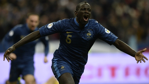 Mamadou Sakho's double helped France book their place int he World Cup