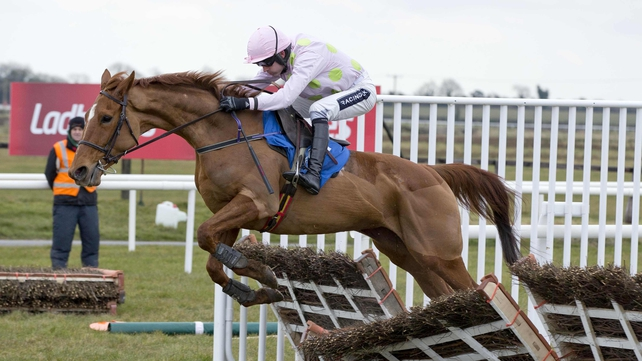 Annie Power will revert to racing against her own sex after competing against males on her two most recent starts
