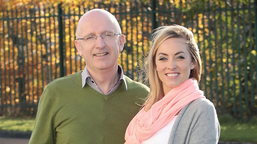 John Murray and Kathryn Thomas