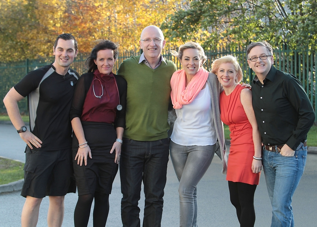 The Operation Transformation team