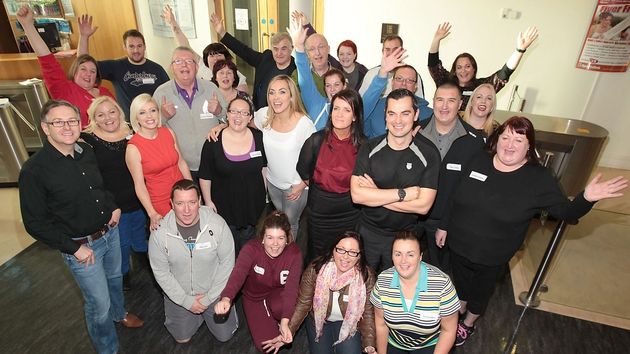 The final 20 in this year's Operation Transformation