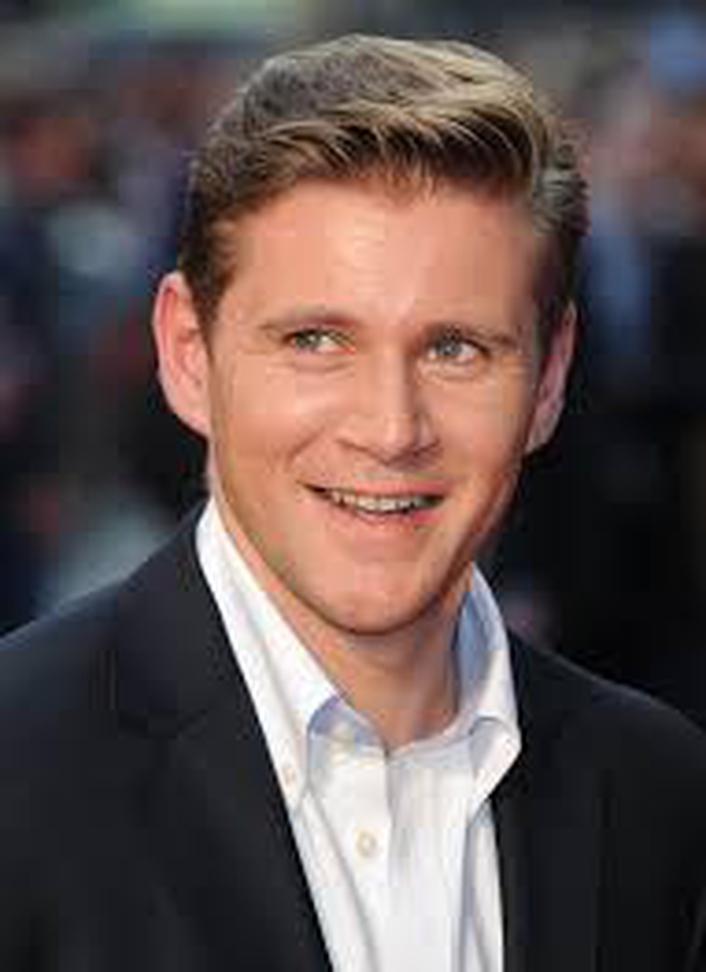 Actor Allen Leech
