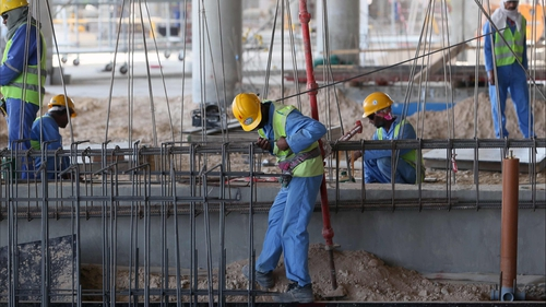 Allegations of using forced labour is the latest in a series of controversies to blight the organisers of the 2022 World Cup