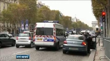 Police in Paris have arrested a man suspected to have been involved in recent gun attacks