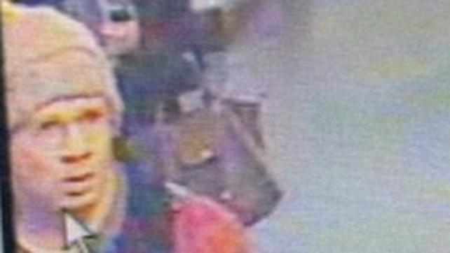 The suspect was identified through DNA analysis