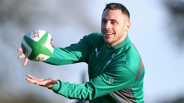 Tommy Bowe hoping to make history