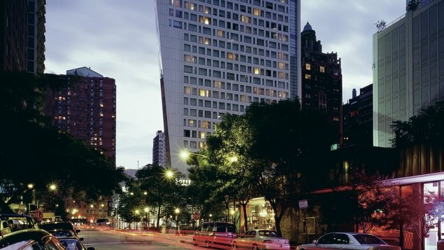 Sofitel Chicago Water Tower Hotel