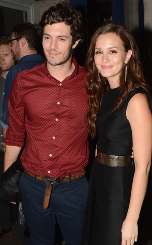 Adam Brody and Leighton Meester are engaged!