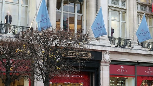 It was revealed yesterday that Clerys had been sold to real estate company Natrium Ltd for an undisclosed sum
