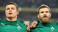 O'Driscoll, D'Arcy set for New Zealand clash