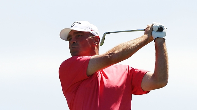 Thomas Bjorn has one shot lead on Kevin Streelman