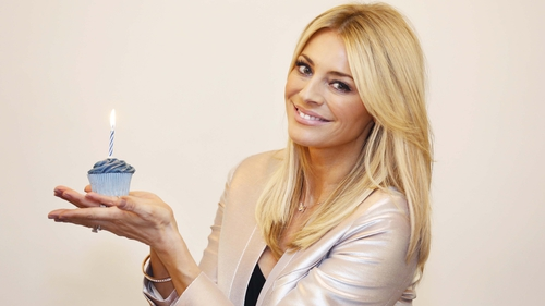 Tess Daly hosts fashion event in Crescent Shopping Centre in Limerick