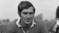 Des Cahill reflects on Ireland's 10-10 draw with New Zealand in 1973.