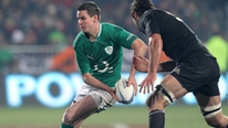 Michael Corcoran reports on the Irish team named to face the New Zealand All Blacks.