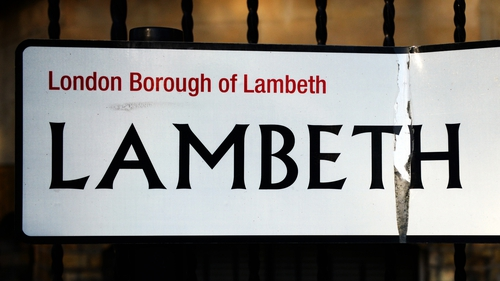 Three women were rescued from a house in Lambeth, south London, last month