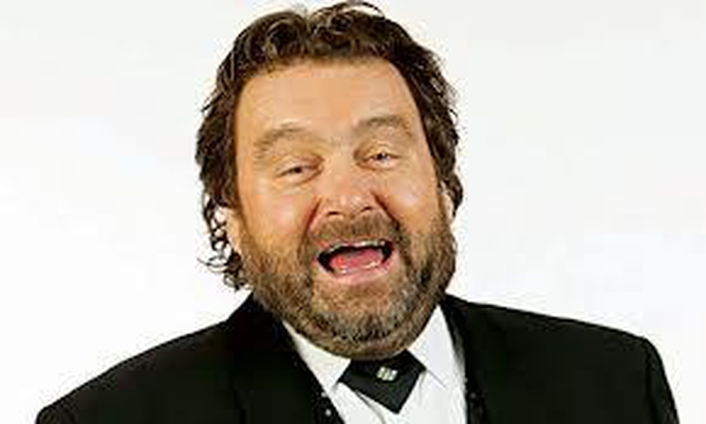Brendan Grace - Bottler is Back!