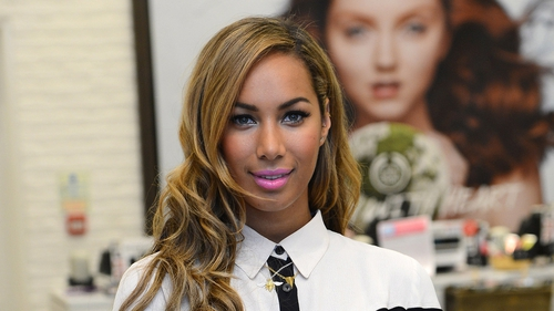 Leona Lewis discusses alter ego Roxy