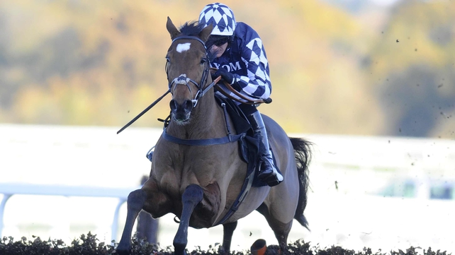 Irving failed to deliver in the opening race of the Cheltenham festival