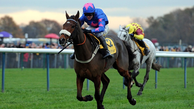 Cue Card ruled out of Ryanair Chase