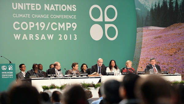 Talks have ended in Warsaw with hopes still alive for 2015 deal on climate change