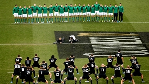 Ireland host New Zealand on Saturday