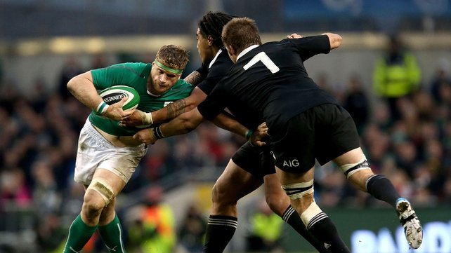 Jamie Heaslip has plied his trade at Leinster since the 2004/05 season
