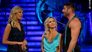 Rihanoff and Cohen - Provided lots of smiles during their time on the show