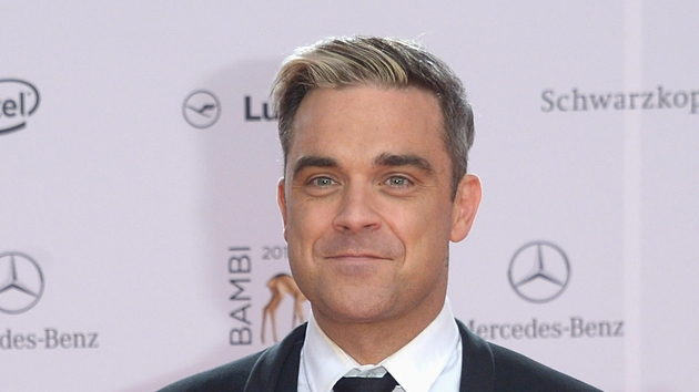 Robbie Williams didn't want to stop working