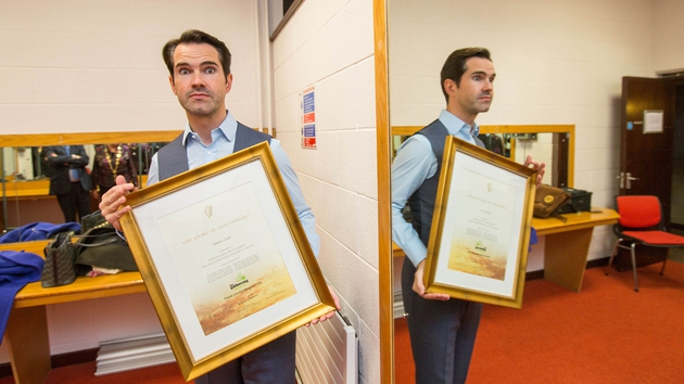 Jimmy Carr is among the hosts for the revived Sunday Night at the London Palladium