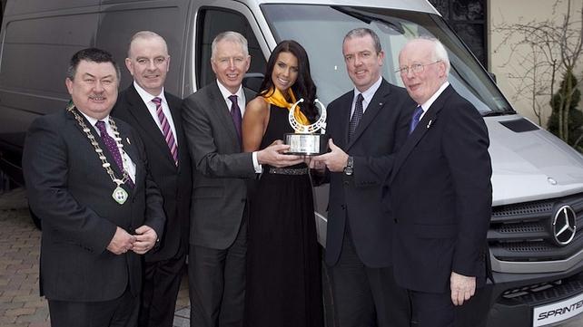 Irish Van of the Year 2014