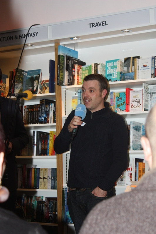 New Planet Cabaret Book Launch - Part One