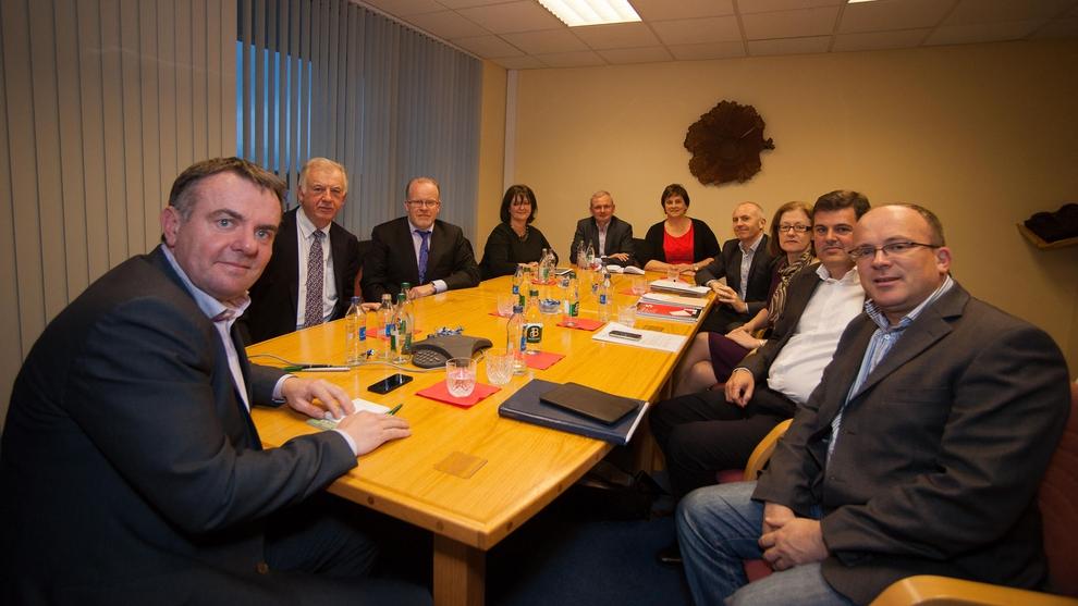 Board Feidhmiúcháin RTÉ i gCasla
