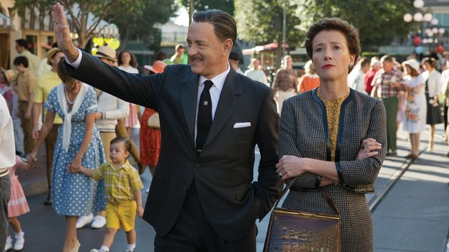 Saving Mr Banks - a Culture Show Special investigates the background