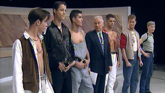 1st Appearance of Boyzone