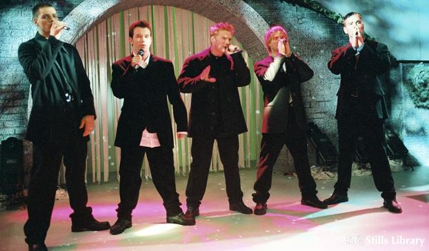 Boyzone (1995)