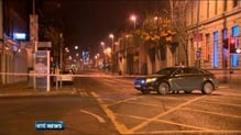 Police in Northern Ireland on increased alert following attempted bomb attack