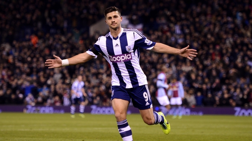 Shane Long has struggled to secure a regular starting spot with West Brom this season