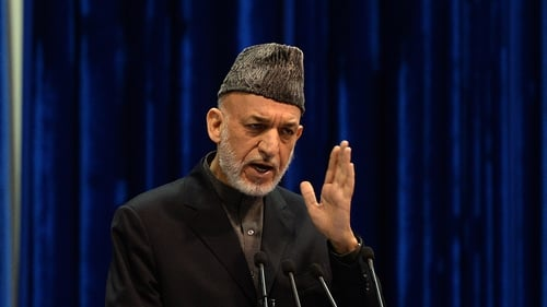 Mr Karzai has said he would not sign the agreement until after a presidential election due next April