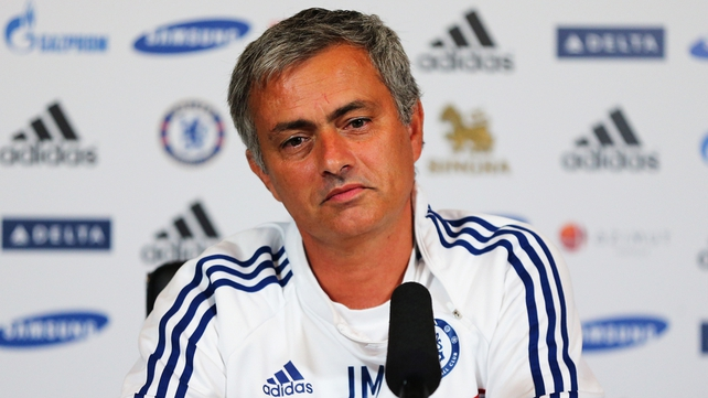 Jose Mourinho is attempting to win the Champions League with a third club after his successes with Porto (2004) and Inter Milan (2010)